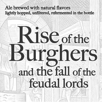 The Rise of the Burghers